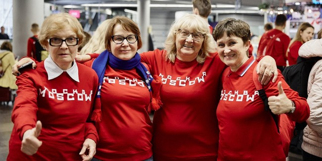Собянин рассказал о развитии волонтерского движения в столице